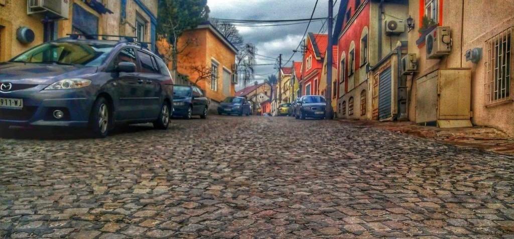Sinđelićeva ulica -Zemun